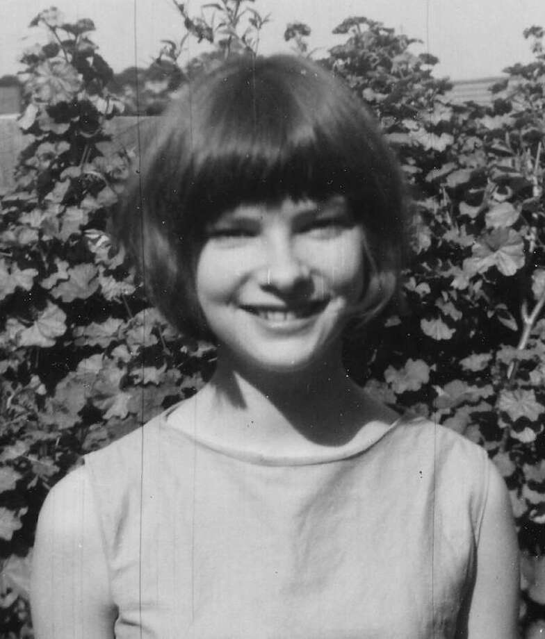 Julie Roddick -- now Julie Briant -- grew up in Melbourne, Australia. She is 14 in this photo, which she sent to her pen pal in Texas. Photo: --