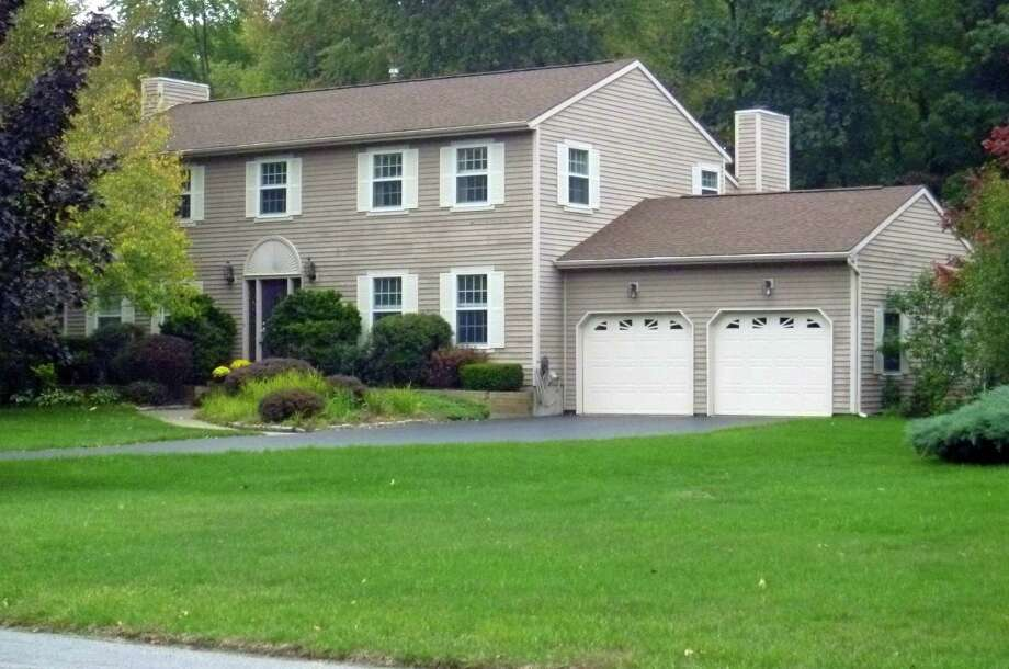 Michael Lisi A 2,929-square-foot Colonial with four bedrooms, 2.5 bathrooms and an attached two-car garage at 5 Judith Drive in Clifton Park?s Oakwood Estates is selling for $374,000.