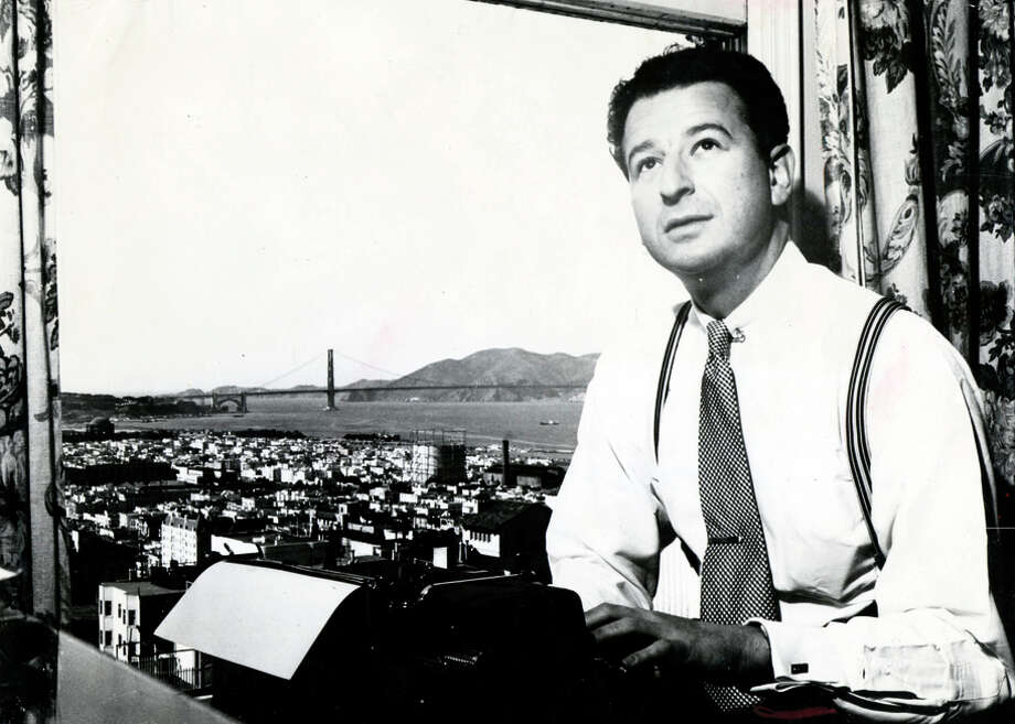 Herb Caen, in his first book about San Francisco, proved prescient when he wrote about the big problems facing the city Photo: Chronicle File / HANDOUT