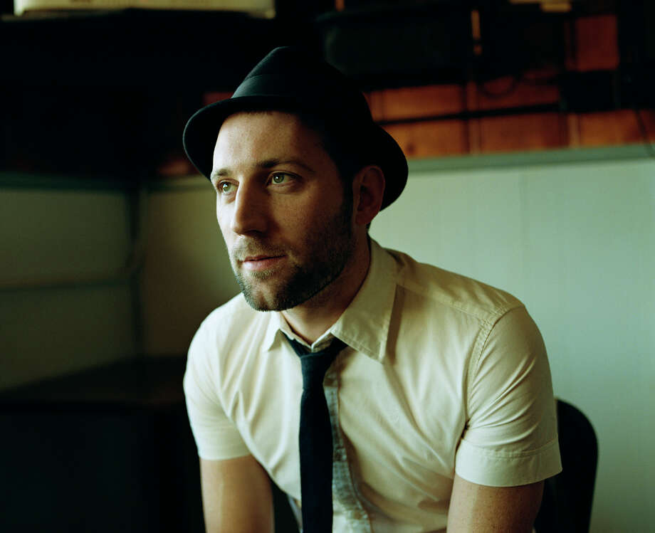 "Christian contemporary artist Mat Kearney's new CD is ""City of Black and White."" Credit: INPOP RECORDS Photo: INPOP RECORDS"