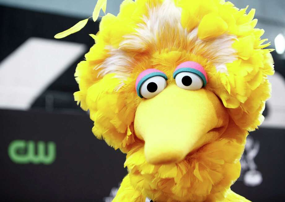 FILE - This Aug. 30, 2009 file photo shows Big Bird, of the children's television show Sesame Street, in Los Angeles. Big Bird is endangered. Jim Lehrer lost control. And Mitt Romney crushed President Barack Obama. Those were the judgments rendered across Twitter and Facebook Wednesday during the first debate of the 2012 presidential contest. While millions turned on their televisions to watch the 90-minute showdown, a smaller but highly engaged subset took to social networks to discuss and score the debate as it unspooled in real time.  (AP Photo/Matt Sayles, File) Photo: Matt Sayles / AP