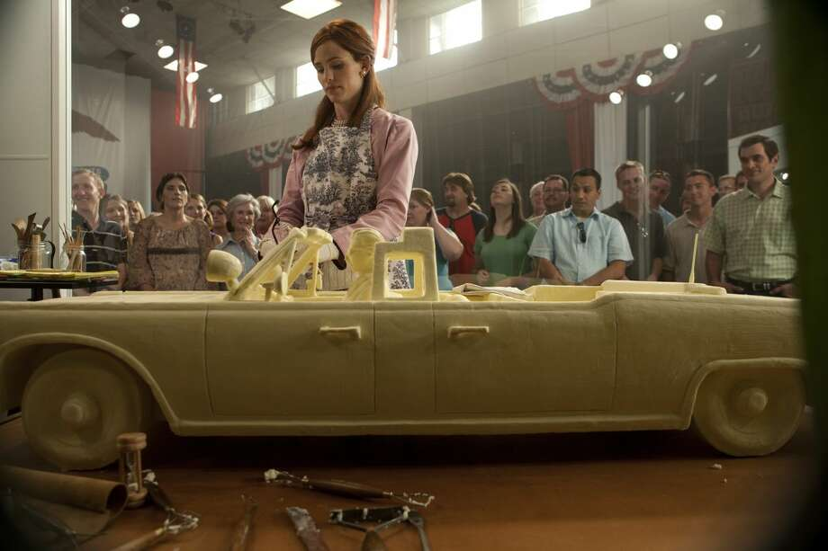 "This image released by RADIUS-TWC shows Jennifer Garner in a scene from the film, ""Butter."" (AP Photo/RADIUS-TWC) / RADIUS-TWC"
