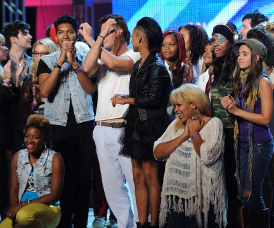 "THE X FACTOR: Contestants survive the first cut in ""Boot Camp"" in Miami, FL, on an all-new episode of THE X FACTOR airing Wednesday, Oct. 3 (8:00-9:00PM ET/PT) on FOX. CR: Ray Mickshaw/ FOX"