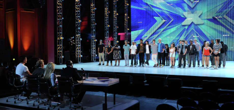 "THE X FACTOR: Contestants face more cuts on day two of  ""Boot Camp"" in Miami, FL, on an all-new episode of THE X FACTOR airing Thursday, Oct 4 (8:00-9:00PM ET/PT) on FOX. CR: Ray Mickshaw/ FOX (                                                      )"