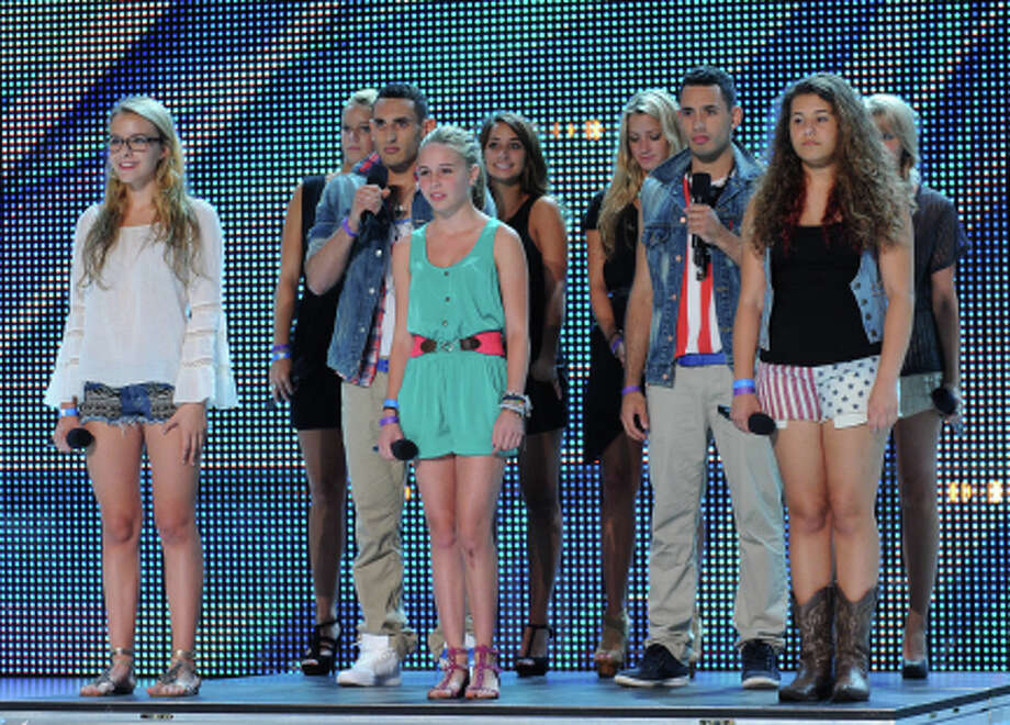 "THE X FACTOR: Contestants face more cuts on day two of  ""Boot Camp"" in Miami, FL, on an all-new episode of THE X FACTOR airing Thursday, Oct 4 (8:00-9:00PM ET/PT) on FOX. CR: Ray Mickshaw/ FOX"