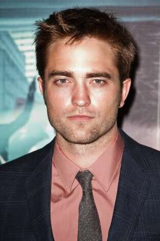 OK, so now let's talk about Robert Pattinson, Stewart's co-star and former flame. Here he is -- classically rugged and just a bit vampire-like in recent months. (Getty Images)
