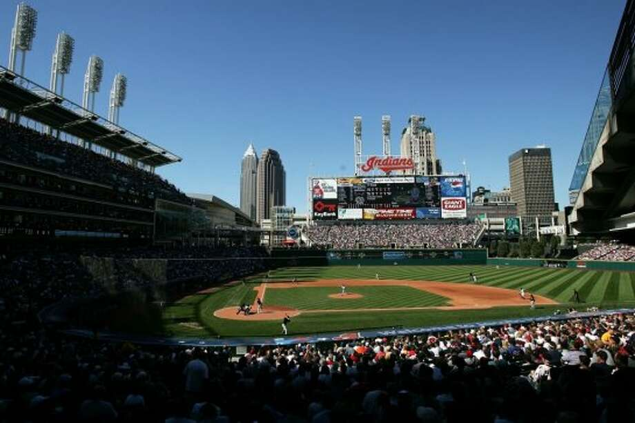 Progressive Field – Cleveland Indians – $3.8 million per year.