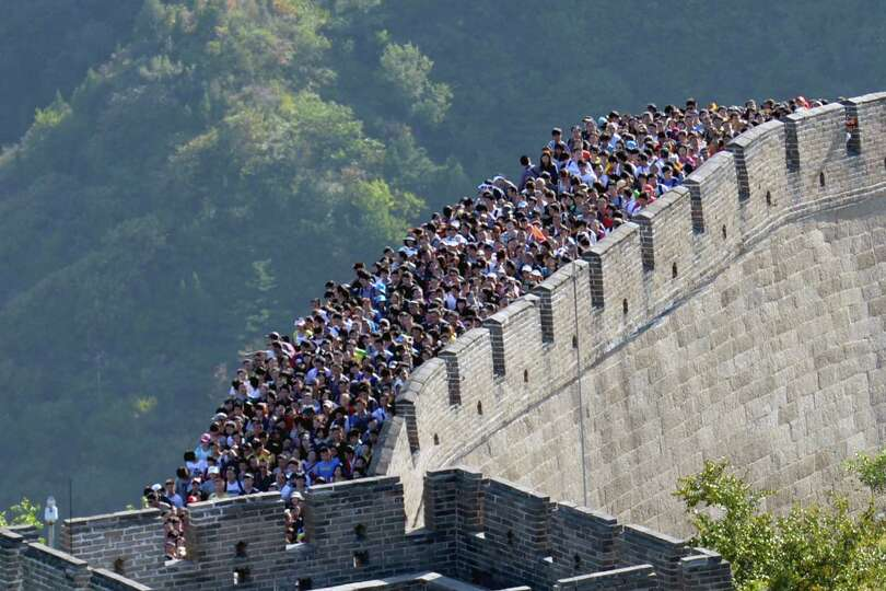 Answer 16:China is more populous, with a population of just under 1.4 billion. The  cont