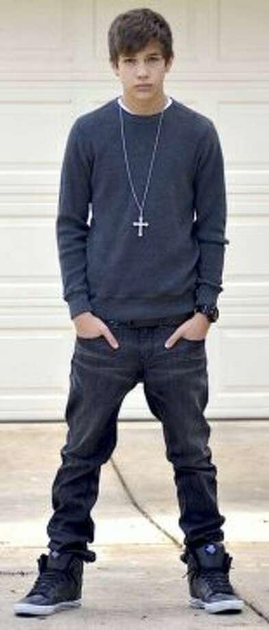 Austin Mahone. COURTESY PHOTO (COURTESY PHOTO)