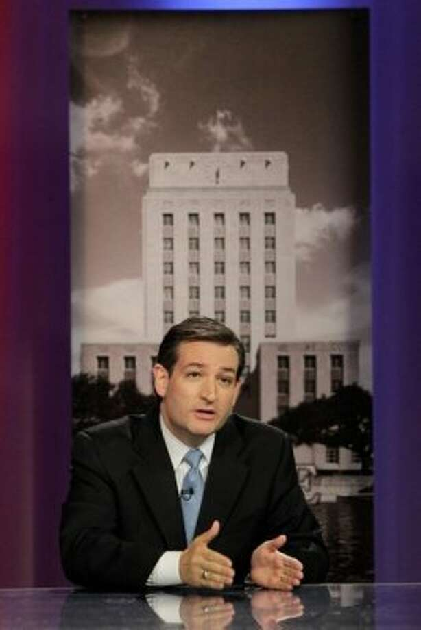 Former Texas Solicitor General Ted Cruz (Mayra Beltran / Houston Chronicle)