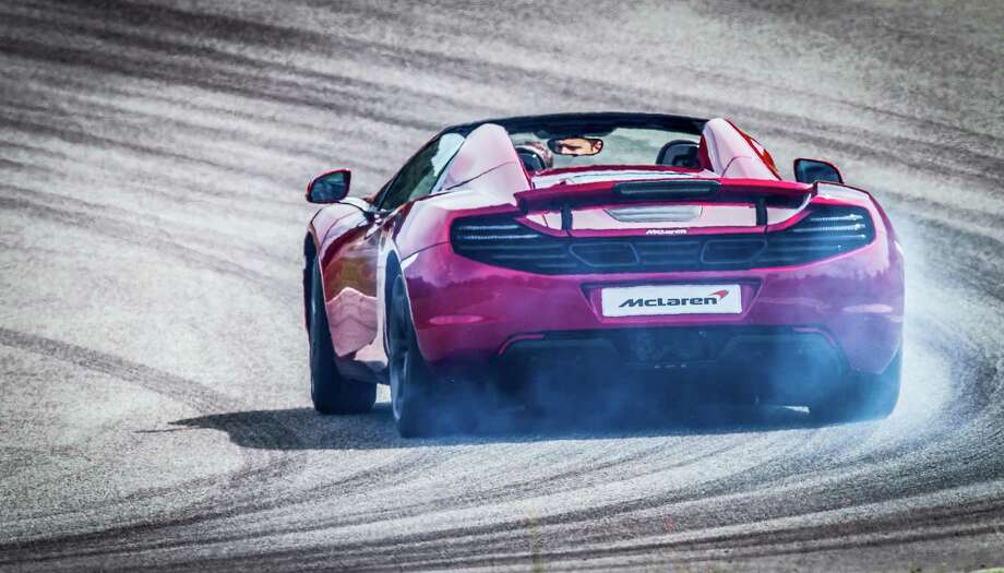 McLaren 12C Spider Photo: McLaren Automotive
