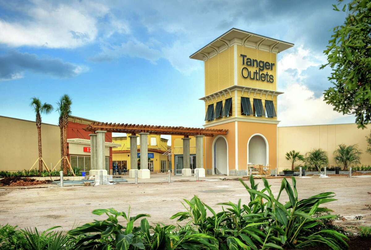 Outlet mall to open in Texas City