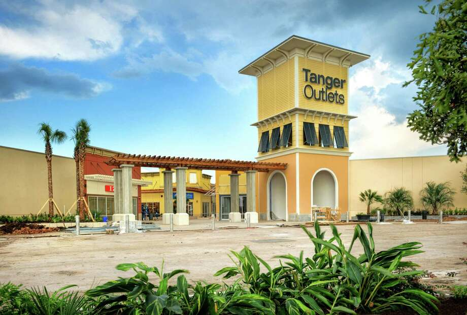 Tanger and Simon to Celebrate Grand Opening of Tanger Outlets in Texas City on Friday, October 19th. Photo: .