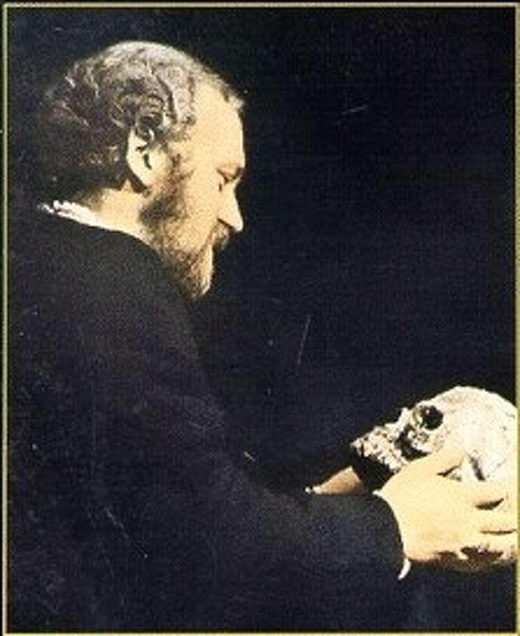 "Nicol Williamson in ""Hamlet,"" 1969 (Chronicle Archive)"