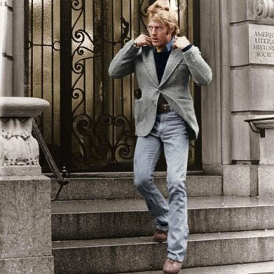 Robert Redford in 3 DAYS OF THE CONDOR (amazon.com)