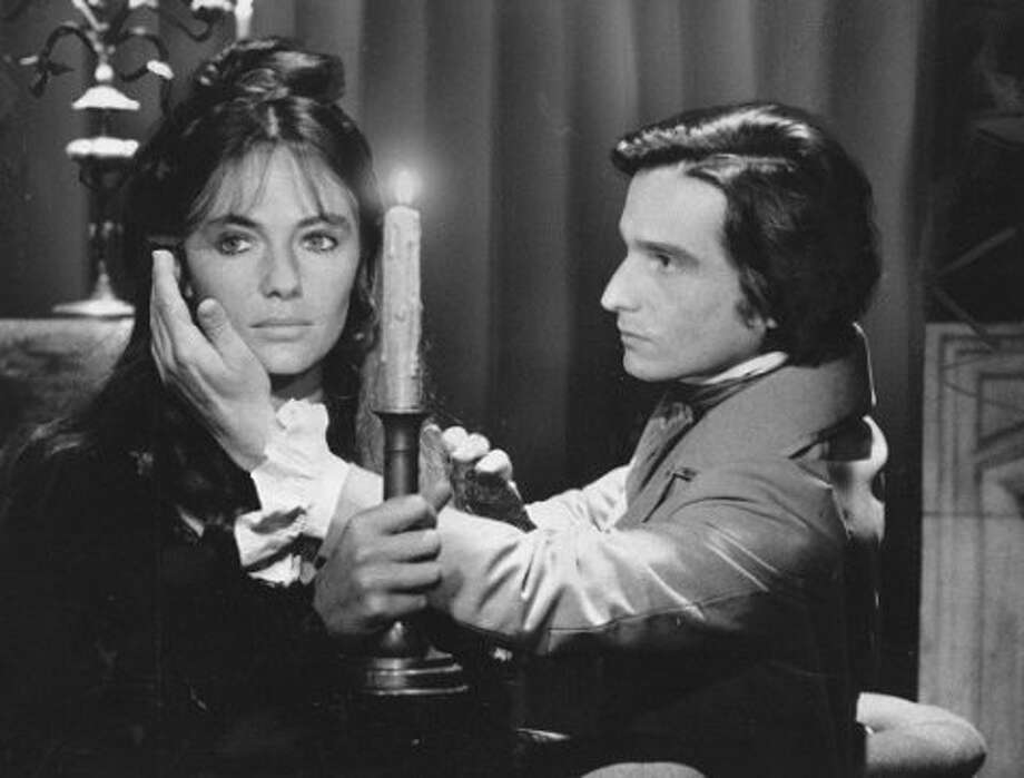 "Jacqueline Bisset and Jean-Pierre Leaud in Francois Truffaut's ""Day for Night.""  This has to be included. (HANDOUT)"