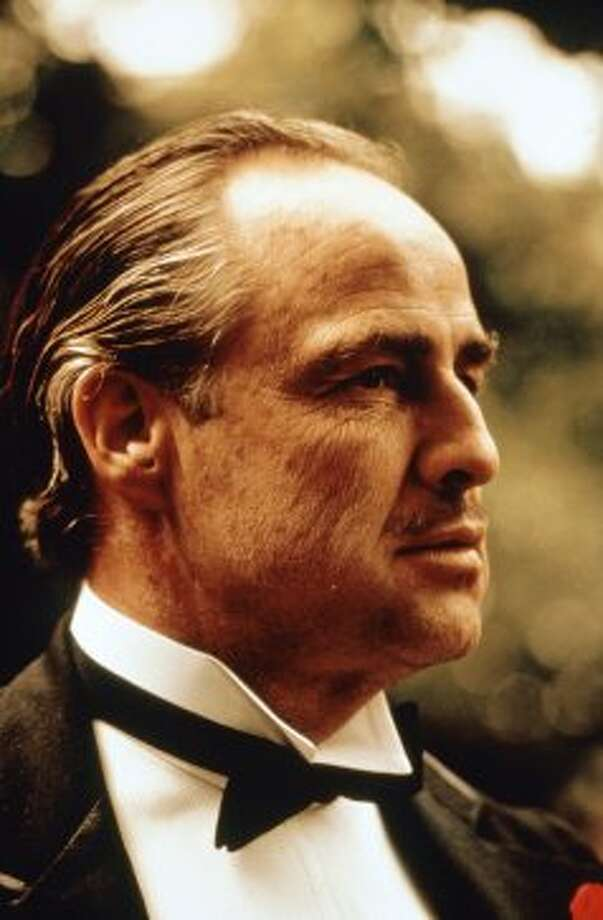 """""""The Godfather.""""  Not just for the top 100, but for the top ten.  Or top five. (AP Photo)"""