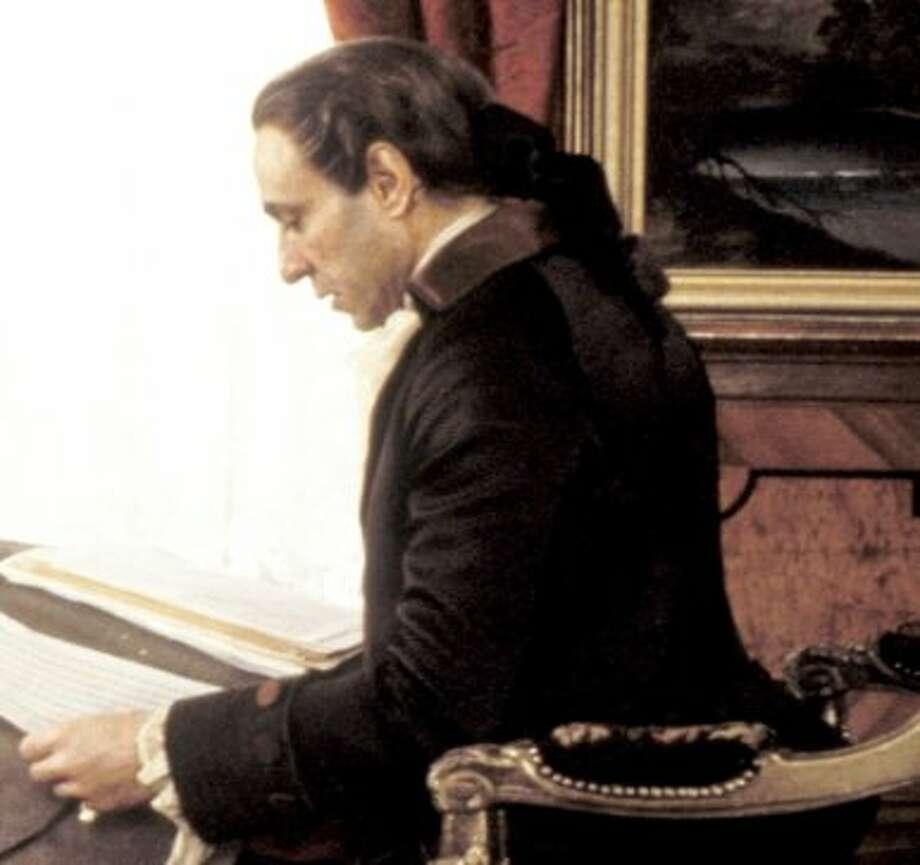 """Amadeus.""  The best film of 1984. (HANDOUT / SFC)"