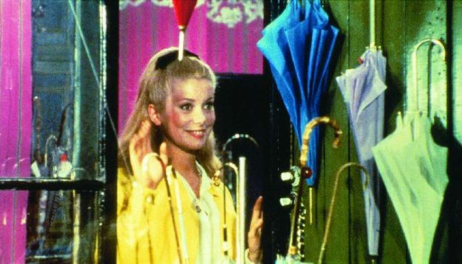 THE UMBRELLAS OF CHERBOURG -- this Jacques Demy film should be on the list.