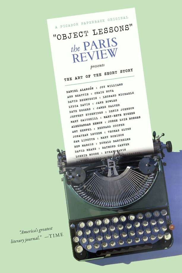 """Object Lessons -- The Paris Review,"" a new books about writing Photo: Xx"