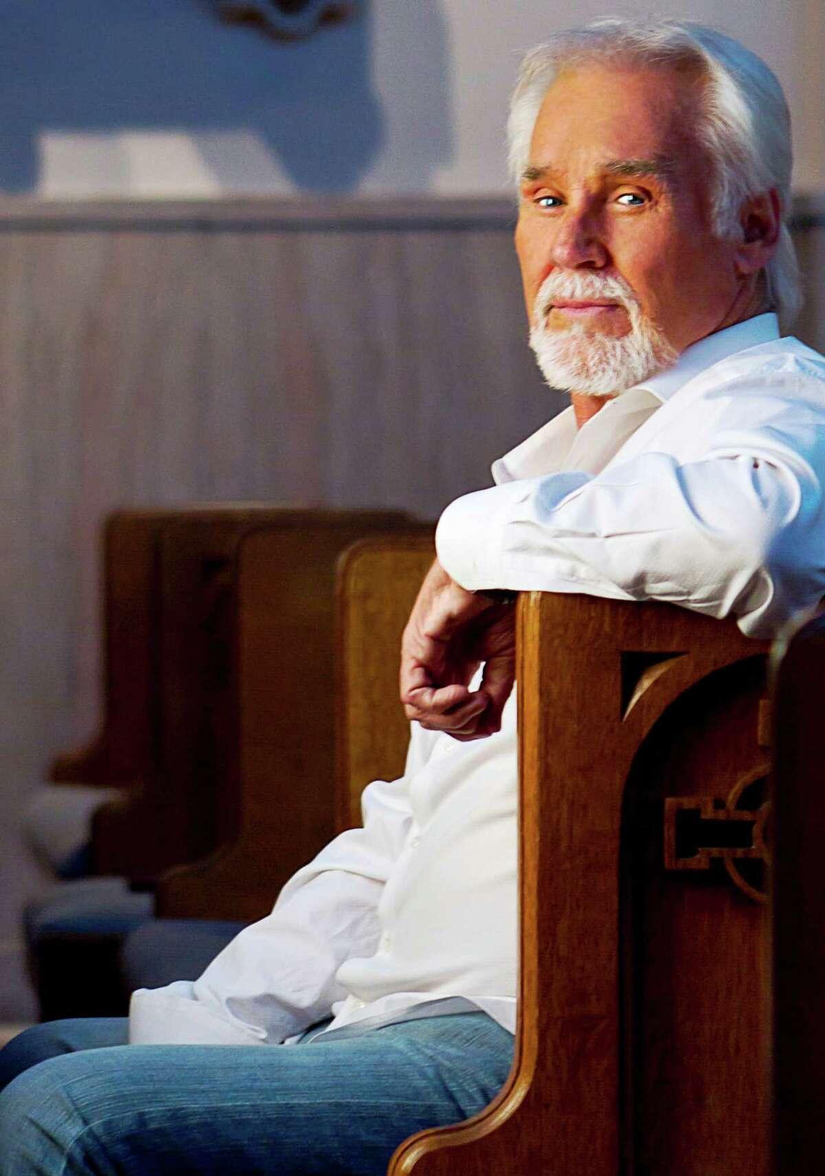 Kenny Rogers is coming to San Antonio's Majestic Theatre, Dec. 10, 2012.