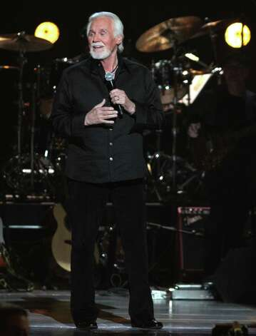 Kenny Rogers performs at the ACM Presents: Lionel Richie and Friends in Concert on Monday April 2, 2012, in Las Vegas. Photo: Jeff Bottari, Associated Press / JEFF BOTTARI