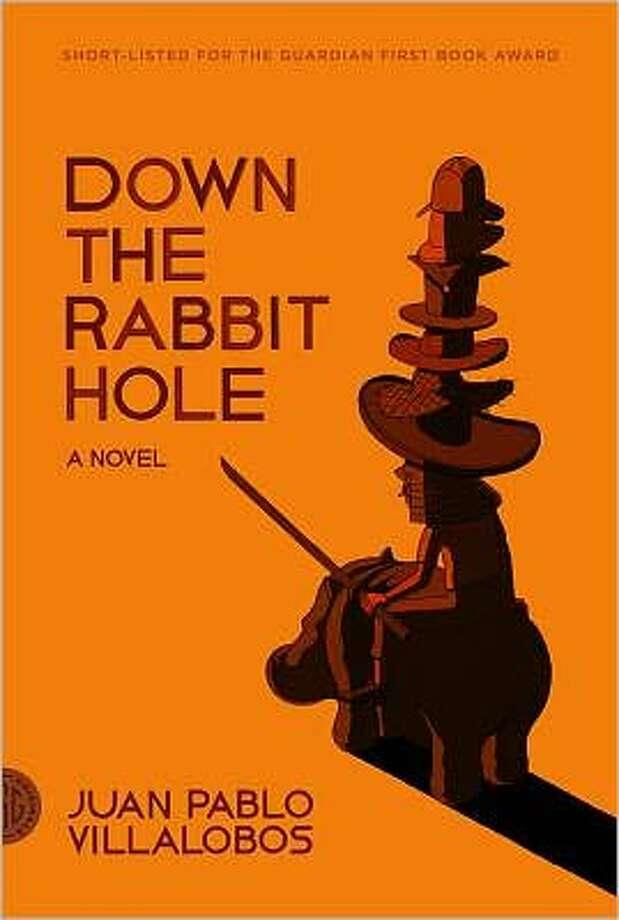 """Down the Rabbit Hole,"" by Juan Pablo Villalobos Photo: Xx"