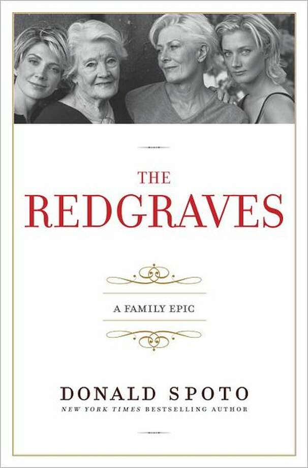 """The Redgraves,"" by Donald Spoto; $26 Product Details Hardcover: 384 pages Publisher: Crown Archetype (October 2, 2012) Language: English ISBN-10: 0307720144 ISBN-13: 978-0307720146 Photo: Xx"