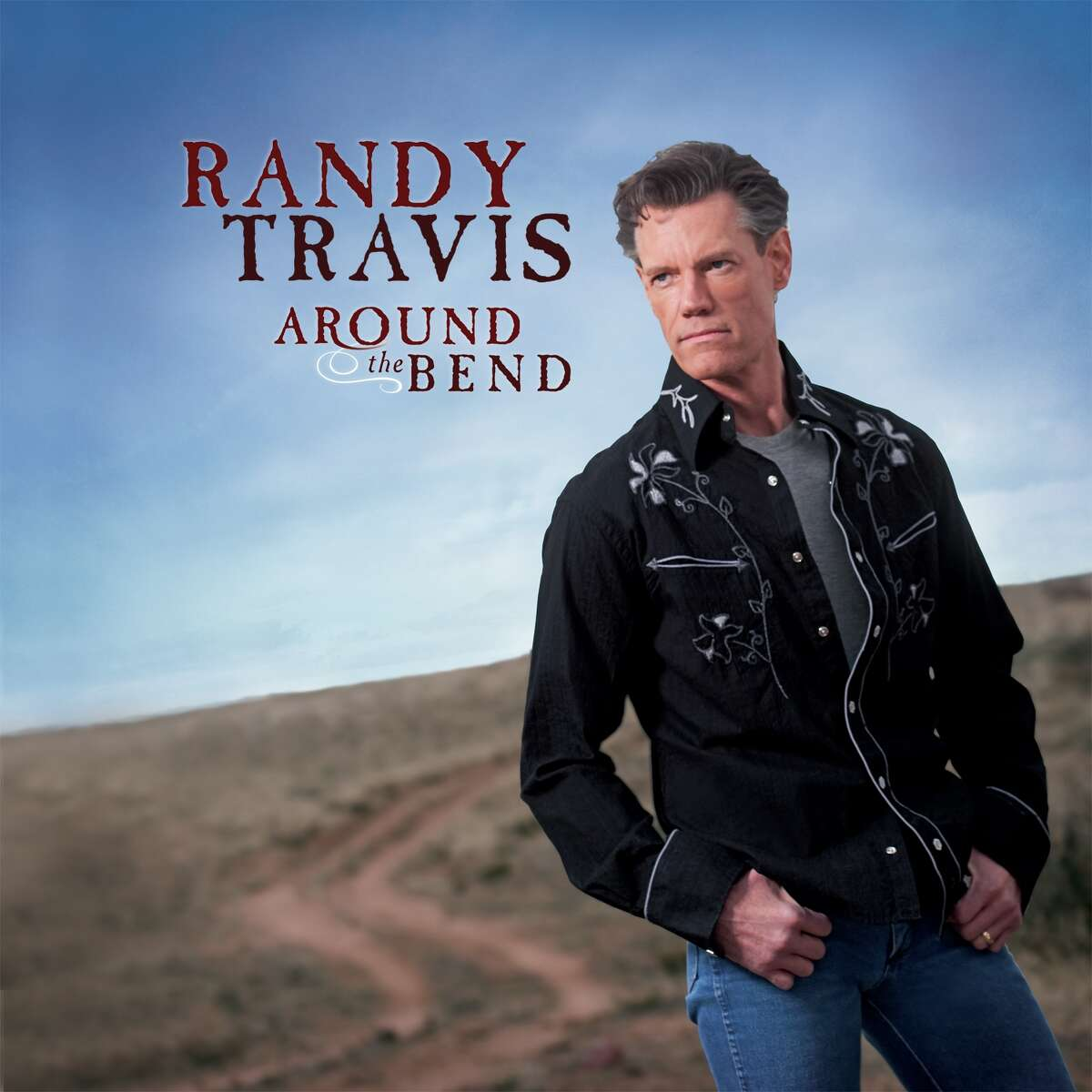"""CD COVER -- In this image released by Warner Bros., the latest CD by Randy Travis, """"Around The Bend,"""" is shown. (AP Photo/Warner Bros.) ** NO SALES **"""