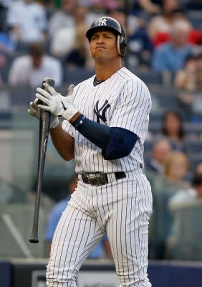 No. 8:Alexander (Alex Rodriguez)Origin:GreekMeaning:Helper and defender of mankind  (Mike Stobe / Getty Images)