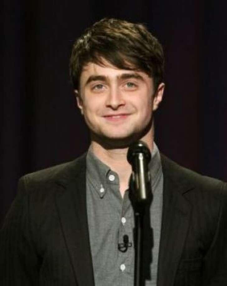 No. 10:Daniel (Daniel Radcliffe)Origin:HebrewMeaning:God is my judge (Getty)