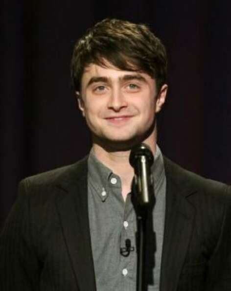No. 10:Daniel (Daniel Radcliffe)Origin:HebrewMeaning:God is my judge (Getty)