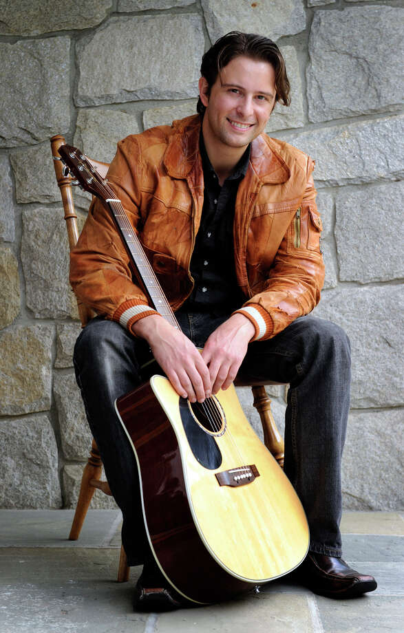Peter Herger is a musician and practicing attorney. Photo: Carol Kaliff / The News-Times