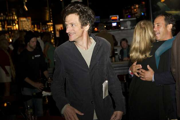 Actor John Hawkes (center) attends the official after party for the Mill Valley Film Festival opening night at Sweetwater Music Hall in Mill Valley, Calf., on Thursday, October 4, 2012. Photo: Laura Morton, Special To The Chronicle