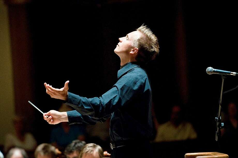 Guest conductor Vasily Petrenko, leading the San Francisco Symphony, brought a new freshness to works by Respighi and Arvo Pärt. Photo: Courtesy SF Symphony