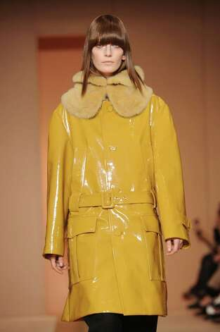 MILAN, ITALY - FEBRUARY 26:  A model walks the runway at the Marni Autumn/Winter 2012/2013 fashion show as part of Milan Womenswear Fashion Week on February 26, 2012 in Milan, Italy. Photo: Tullio M. Puglia, Getty Images / 2012 Getty Images
