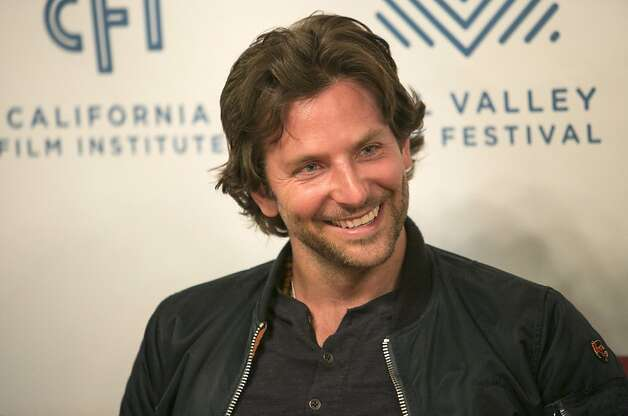 "Actor Bradley Cooper, People's ""Sexiest Man Alive"" in 2011, attends a press conference during opening night of the Mill Valley Film Festival in Mill Valley, Calf., on Thursday, October 4, 2012.  Bradley starred David O. Russell's film ""Silver Linings Playbook,"" which was one of the films being shown on opening night. Photo: Laura Morton, Special To The Chronicle"