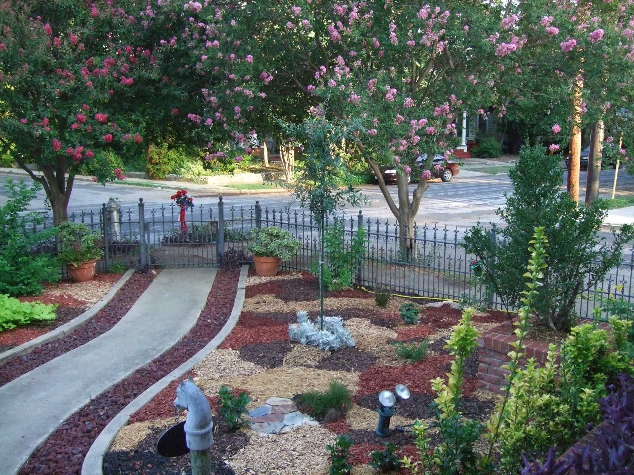 Out With The Grass In With Xeriscapes - San Antonio Express-News