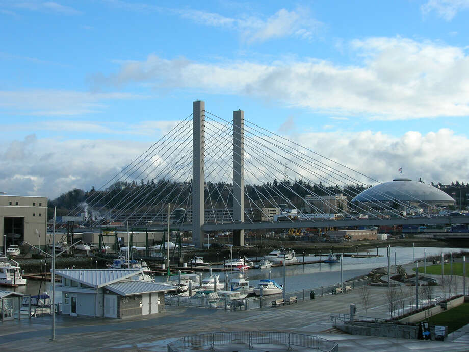 10. Tacoma: 27.7 percent of this city's homes include children. (Photo by Brewbooks/Flickr) Photo: Flickr Photos Used Pursuant To Creative Commons Licensing