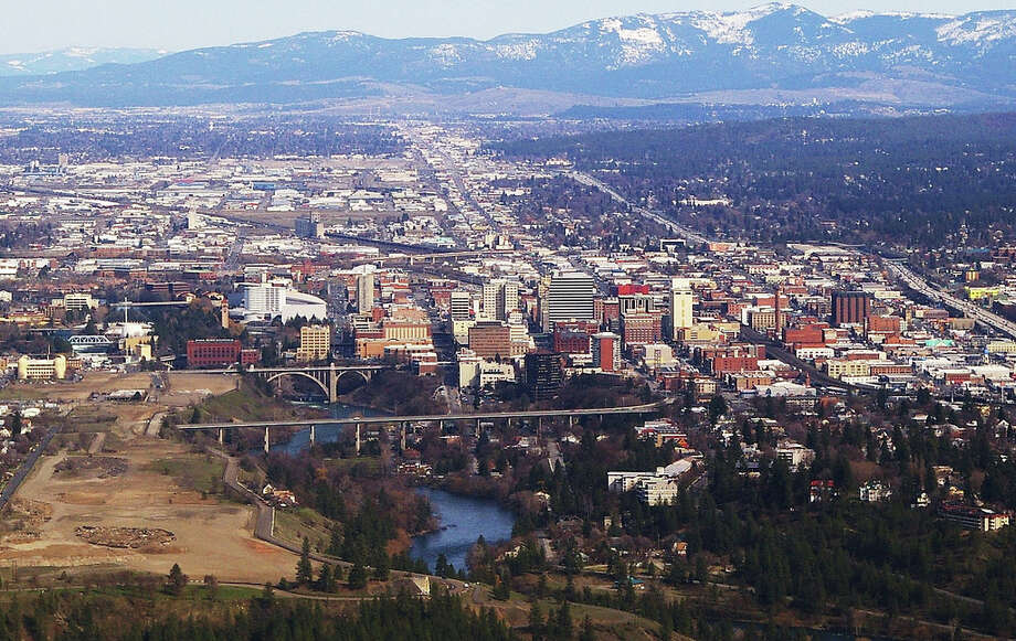 11. Spokane: 26.8 percent of this city's homes include children. (Photo by kla4067) Photo: Flickr Photos Used Pursuant To Creative Commons Licensing