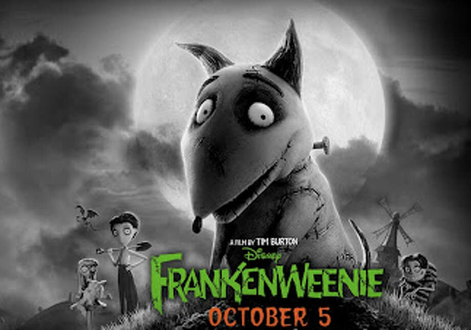 "The stop-action animated movie, ""Frankenweenie,"" is playing in area theaters. Photo: Contributed Photo / Westport News contributed"