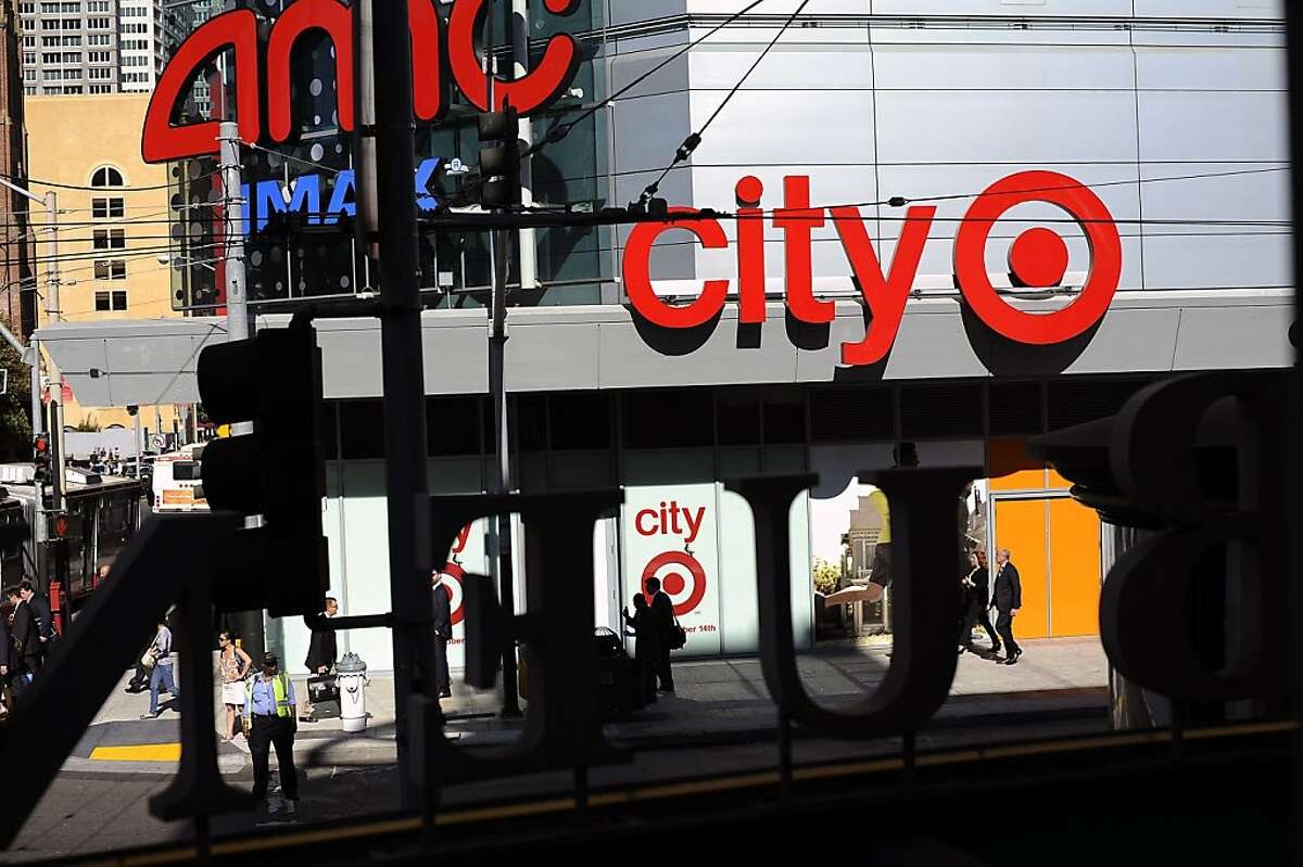 The new CityTarget store, which is set to open on the 14th, at the renovated Metreon in San Francisco, Calif., Tuesday October 2nd, 2012.