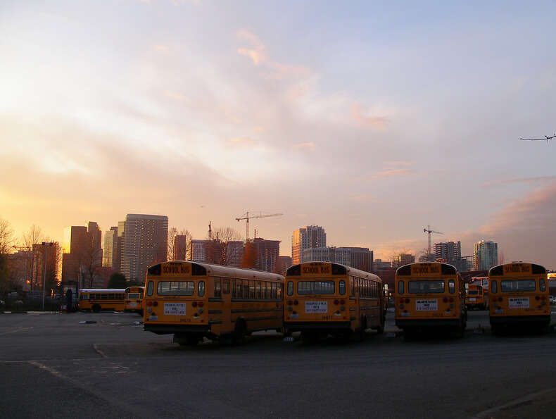 14. Bellevue: 94.7 percent of the city's residents have obtained a high school degree. (Photo by r