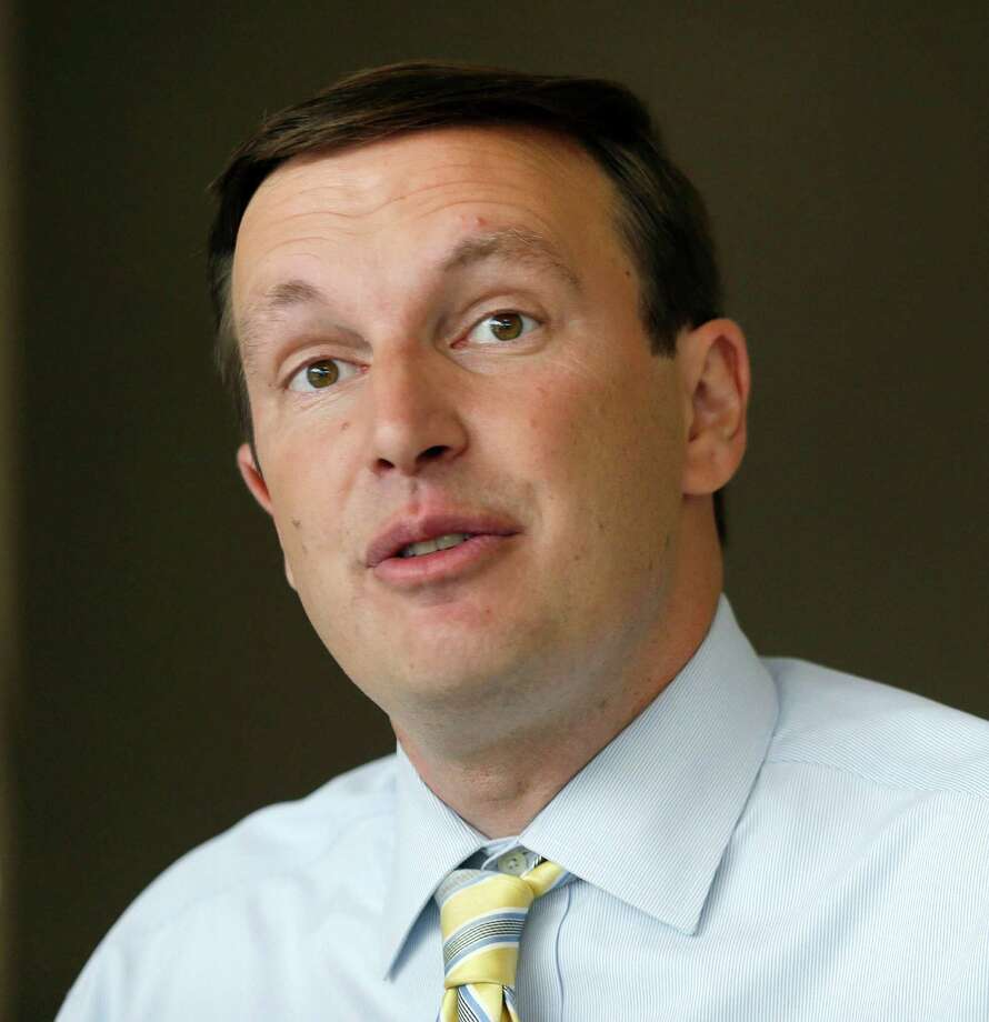 Chris Murphy Photo: Contributed Photo / The News-Times Contributed