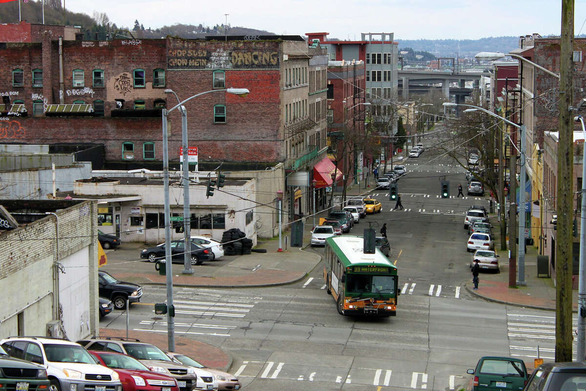 King County: 20.8 percent of King County residents were born outside the United States. Take a look at how Washington's largest cities compare, from least to most immigrant-accepting. The facts may come as a surprise. (Photo by Oran Viriyincy/Flickr)
