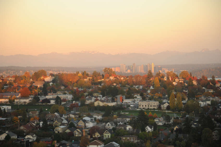 6. Bellevue: 36.9 percent of this city's residents described themselves as Hispanic or a race other than white. (Photo by Wonderland/Flickr) Photo: Flickr Photos Used Pursuant To Creative Commons Licensing