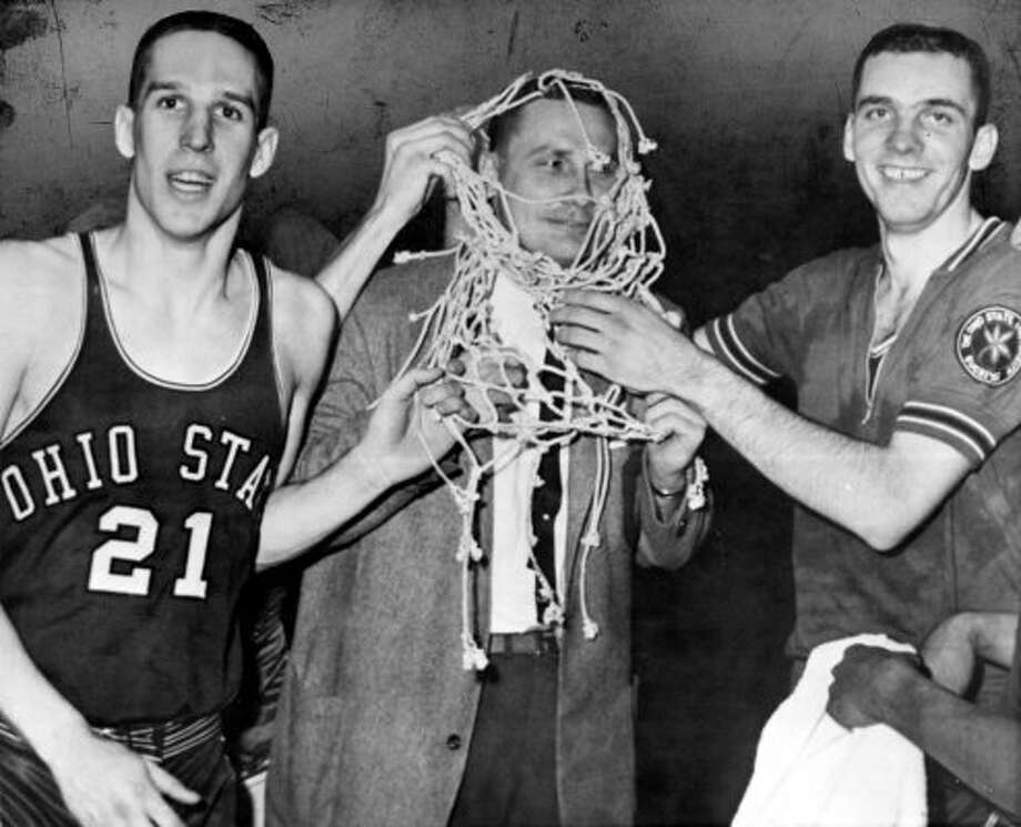 Larry Siegfried (21):  He had won 5 titles with the Celtics before winding down his career with the Rockets. (AP)