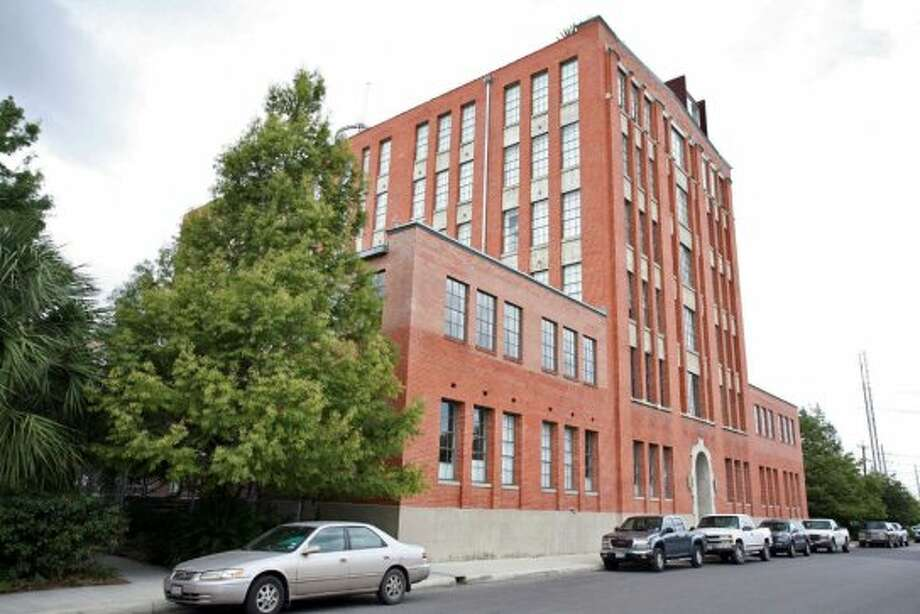 The six-story building was built in 1926 as the G. A. Duerler Manufacturing Company, a candy factory