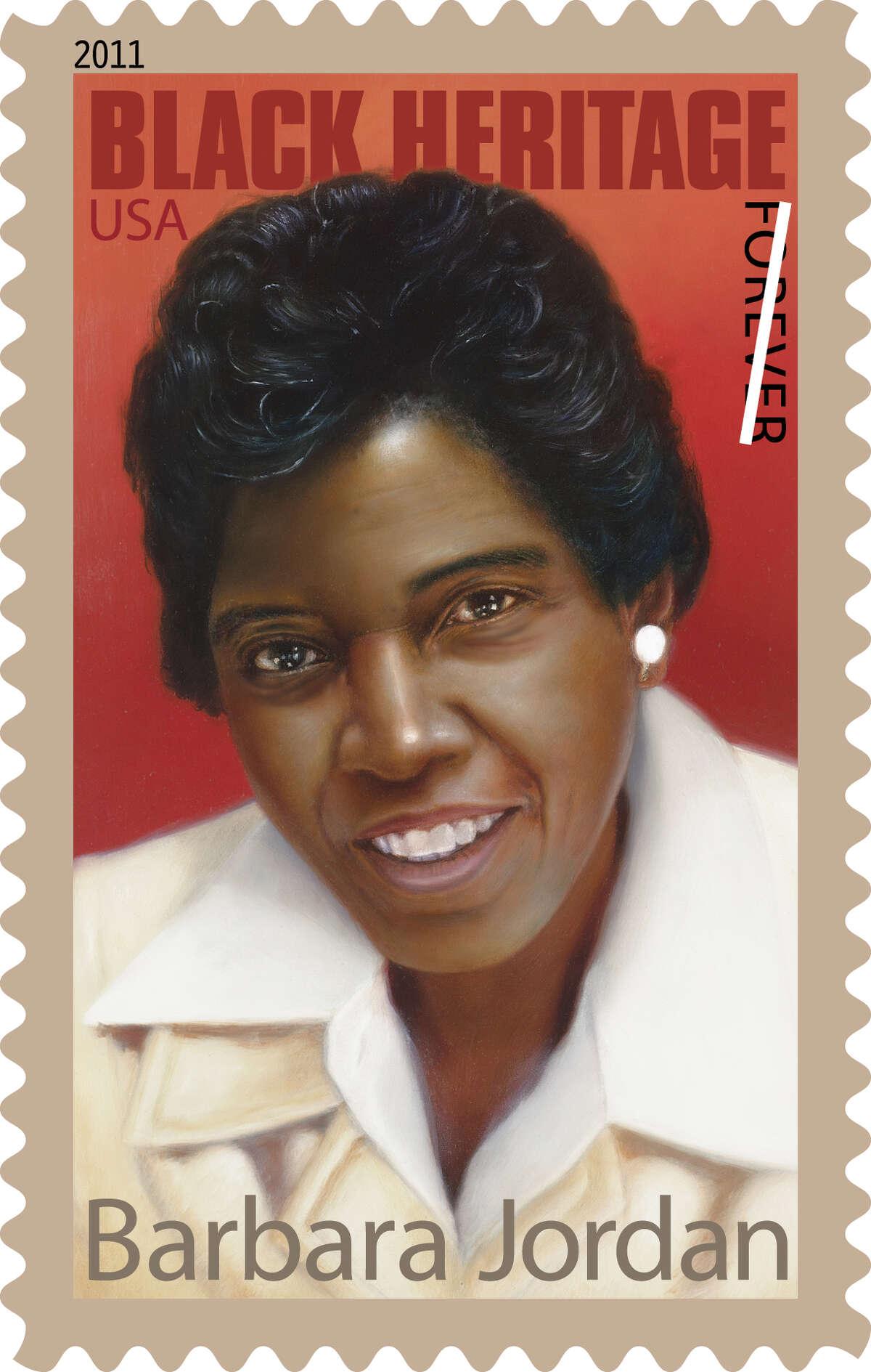 2011 A 2011 design featured civil rights figure Barbara Jordan of Houston.