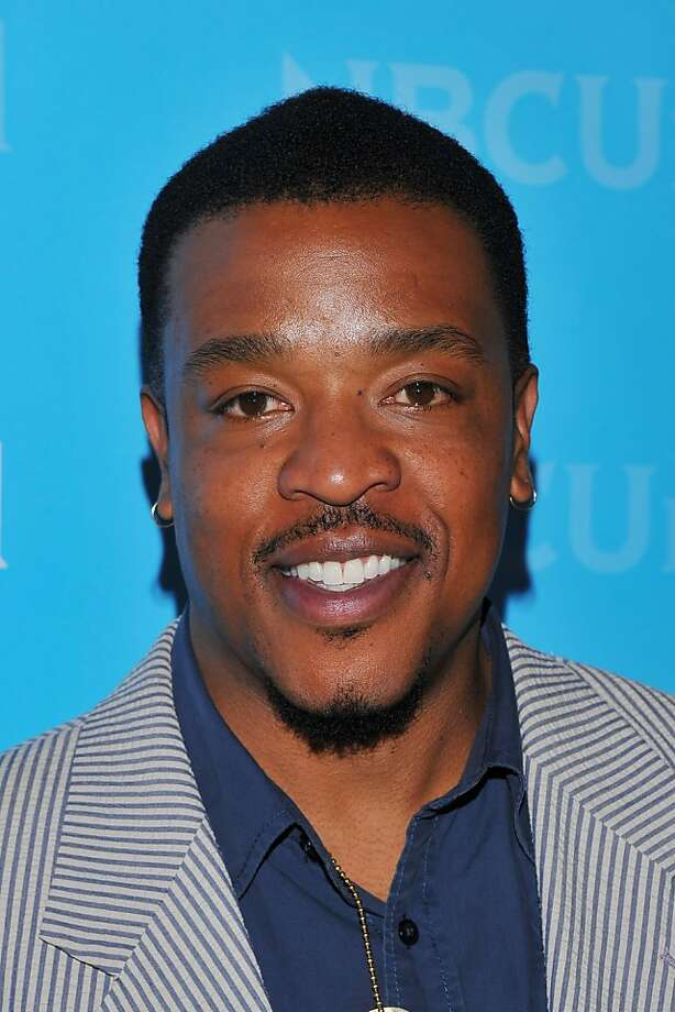 Actor Russell Hornsby arrives at the 2012 NBC Universal Press Day on April 18, 2012 in Pasadena, California. Photo: Vince Bucci, AP